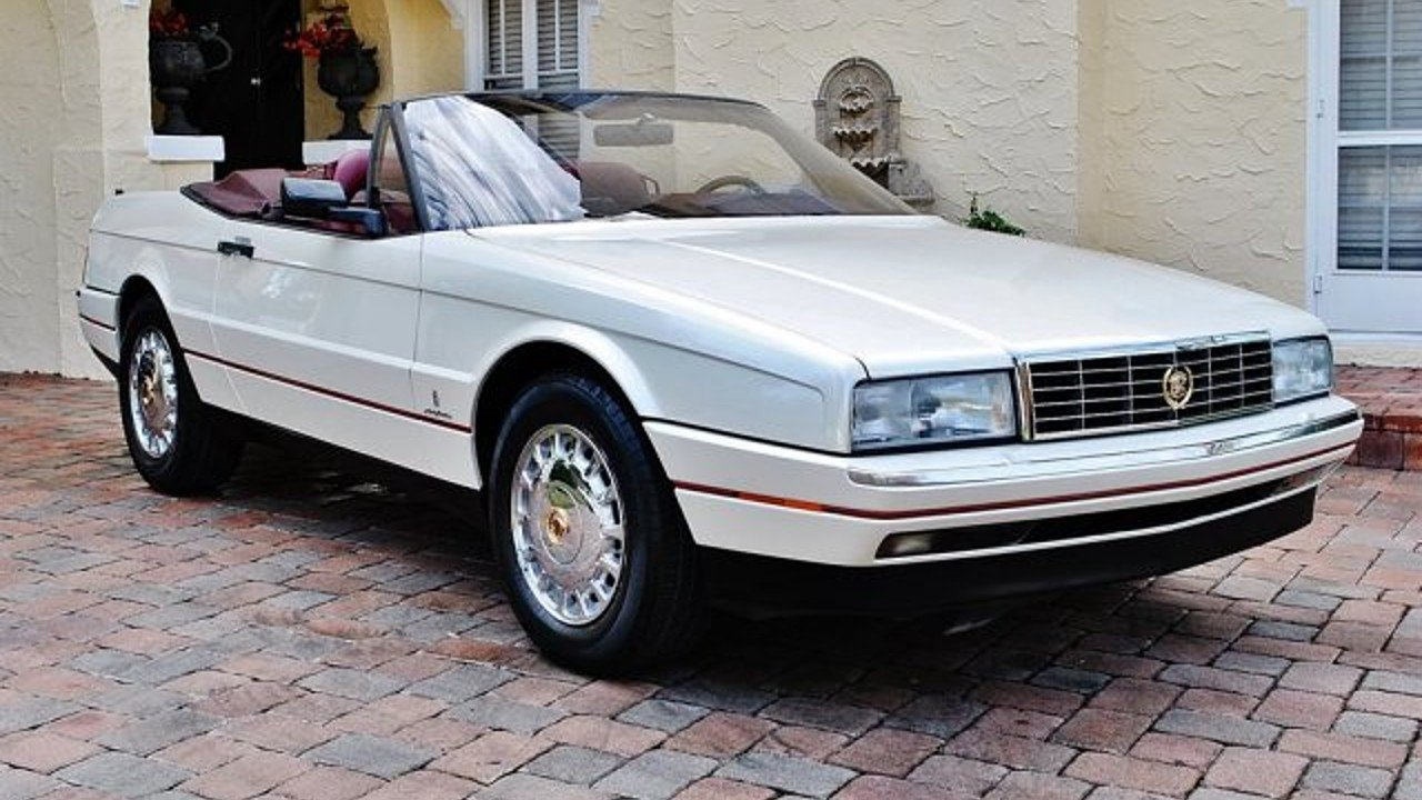 1988 Cadillac Allante for sale near Lakeland, Florida 33801 ...