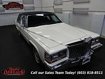 1988 Cadillac Brougham for sale 100777968