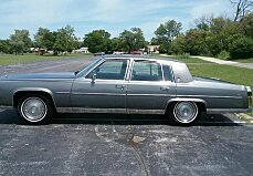 1988 Cadillac Brougham for sale 100837322