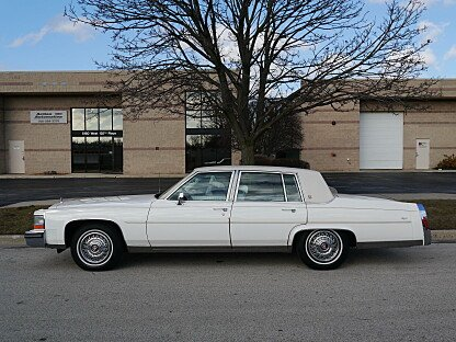 1988 Cadillac Brougham for sale 100843133