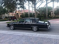 1988 Cadillac Brougham for sale 100895889