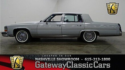 1988 Cadillac Brougham for sale 100943701