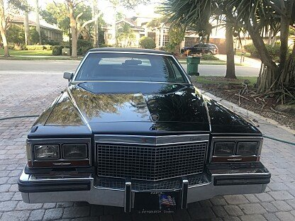 1988 Cadillac Brougham for sale 100986037