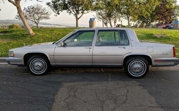 1988 Cadillac De Ville for sale 101010003
