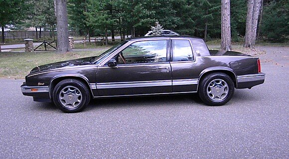 1988 Cadillac Eldorado Coupe for sale 101010011