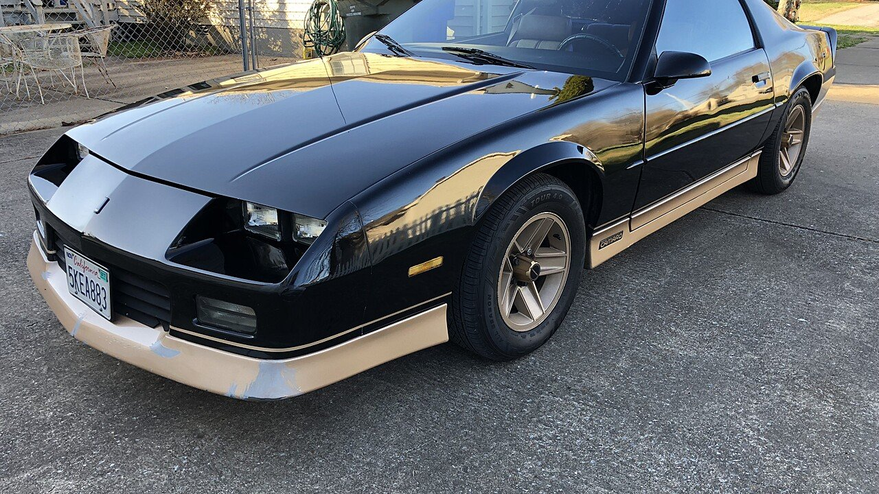 1988 Chevrolet Camaro Coupe for sale 100999301