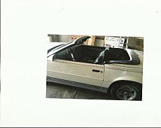 1988 Chevrolet Camaro Convertible for sale 100896203