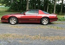 1988 Chevrolet Camaro Coupe for sale 100791730