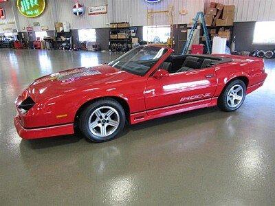 1988 Chevrolet Camaro Convertible for sale 100915823