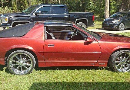 1988 Chevrolet Camaro for sale 100922951