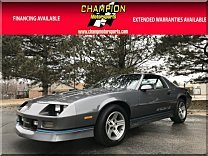 1988 Chevrolet Camaro Coupe for sale 100970887