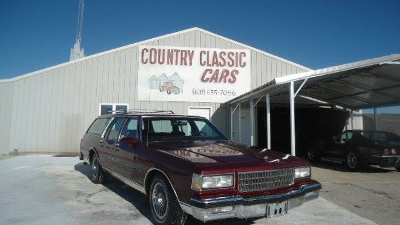 1988 Chevrolet Caprice for sale 100748541