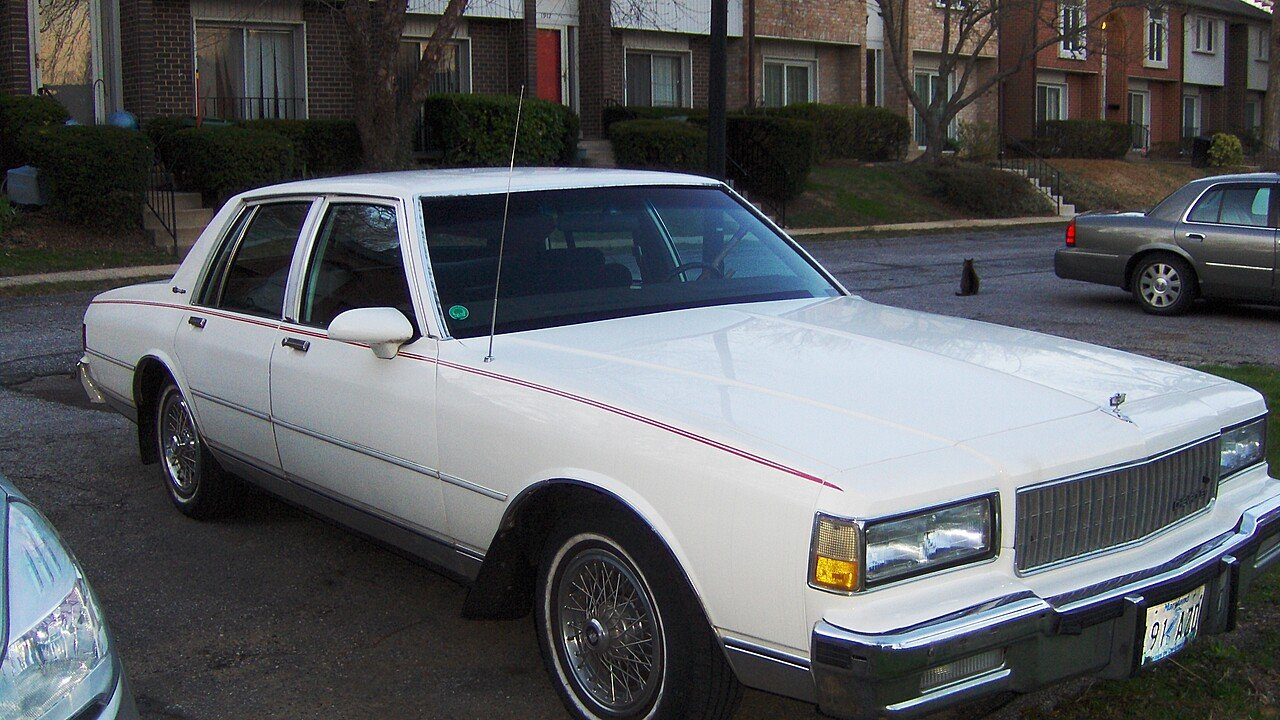 Chevrolet Caprice Clics for Sale - Clics on Autotrader