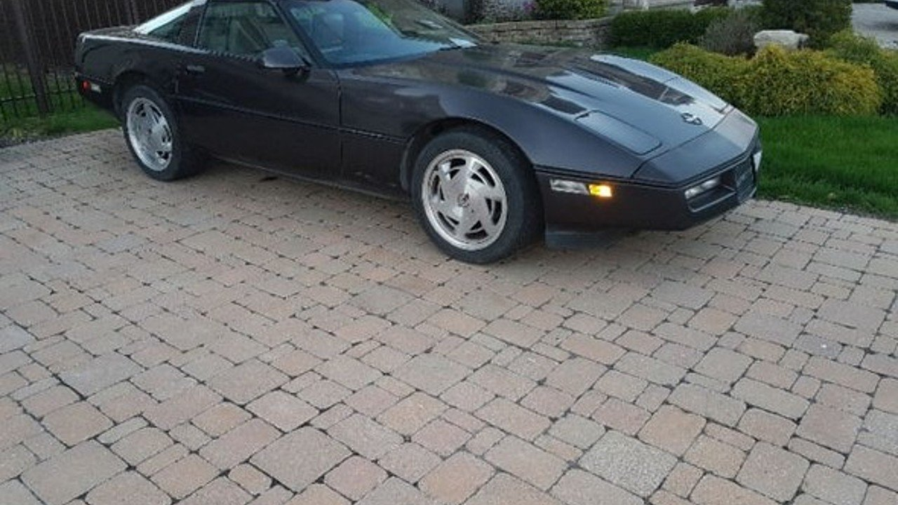 1988 Chevrolet Corvette for sale 100874402