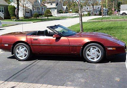 1988 Chevrolet Corvette Convertible for sale 100882608