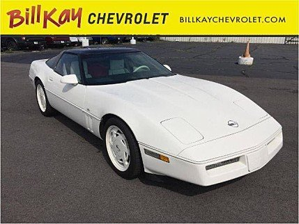 1988 Chevrolet Corvette Coupe for sale 100896215
