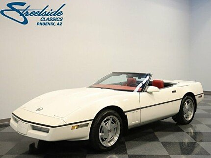 1988 Chevrolet Corvette Convertible for sale 100922067
