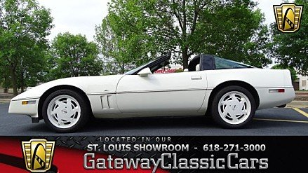 1988 Chevrolet Corvette Coupe for sale 100949206