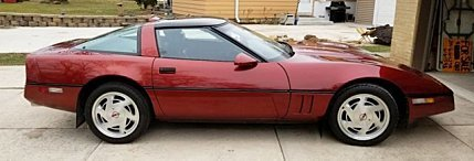 1988 Chevrolet Corvette Coupe for sale 100959800