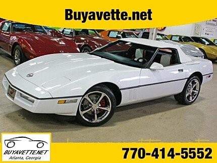 1988 Chevrolet Corvette Convertible for sale 100984661