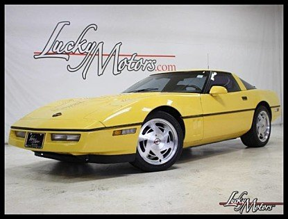 1988 Chevrolet Corvette Coupe for sale 100991018