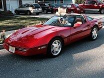 1988 Chevrolet Corvette Coupe for sale 100994862