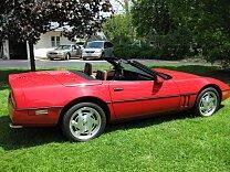 1988 Chevrolet Corvette Convertible for sale 101017681