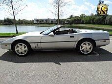 1988 Chevrolet Corvette Convertible for sale 101034850