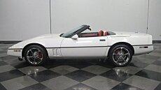 1988 Chevrolet Corvette Convertible for sale 101035693