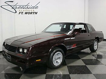 1988 Chevrolet Monte Carlo SS for sale 100822123