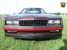 1988 Chevrolet Monte Carlo SS for sale 101031905