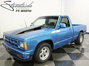 1988 Chevrolet S10 Pickup 2WD Regular Cab for sale 100901135