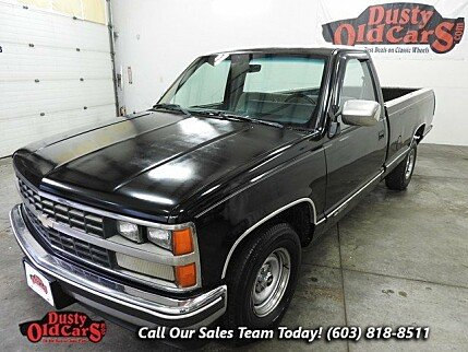 1988 Chevrolet Silverado and other C/K1500 2WD Regular Cab for sale 100735177