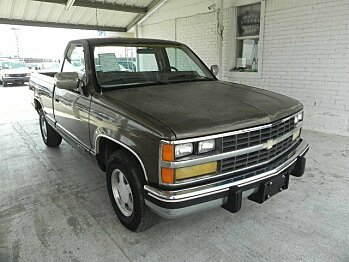 1988 Chevrolet Silverado and other C/K1500 2WD Regular Cab for sale 100769093