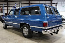 1988 Chevrolet Suburban 2WD 2500 for sale 100879880
