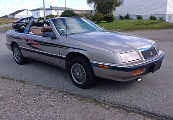 1988 Chrysler LeBaron for sale 100794389