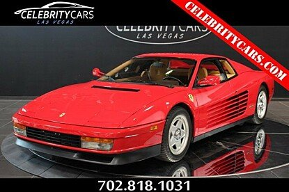 1988 Ferrari Testarossa for sale 100754966