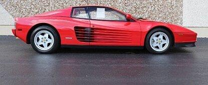 1988 Ferrari Testarossa for sale 100812178