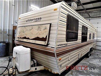1988 Fleetwood Wilderness for sale 300158221