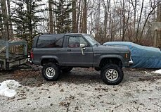 1988 Ford Bronco II 4WD for sale 100974868