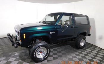 1988 Ford Bronco II 4WD for sale 100923509