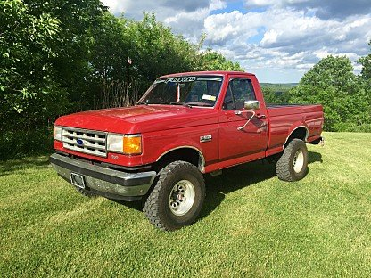 1988 Ford F150 4x4 Regular Cab for sale 100769713