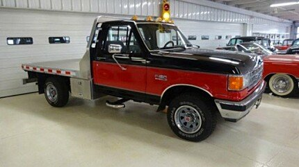 1988 Ford F150 4x4 Regular Cab for sale 100832806