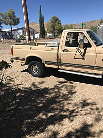 1988 Ford F150 4x4 Regular Cab for sale 101041237