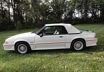 1988 Ford Mustang for sale 100816679