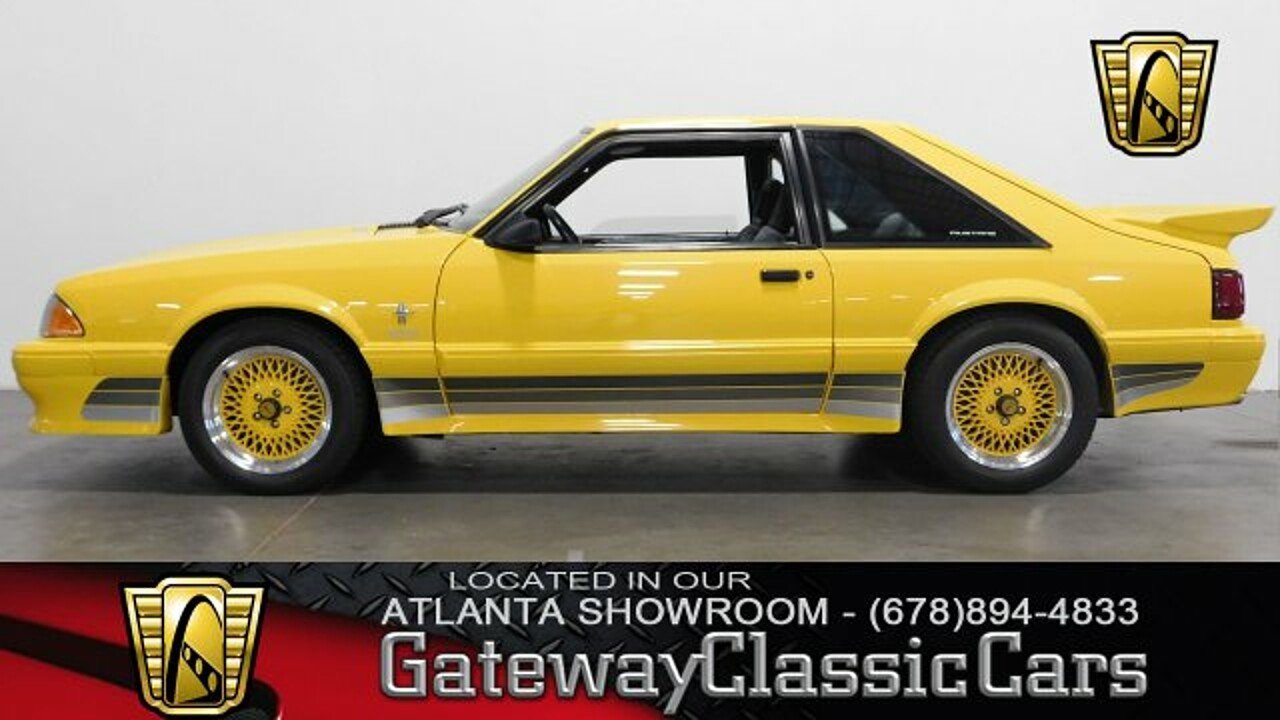 1988 Ford Mustang LX V8 Hatchback for sale 100963387