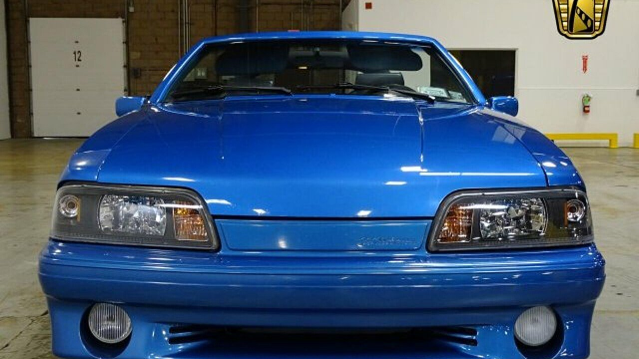 1988 Ford Mustang Lx V8 Coupe For Sale Near O Fallon Illinois 62269 Fog Lights 101035704