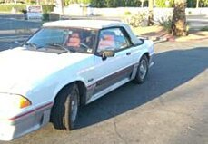 1988 Ford Mustang for sale 100791526