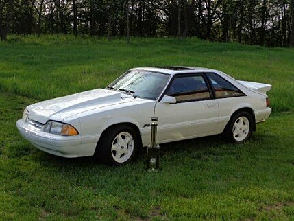 1988 Ford Mustang for sale 100837525