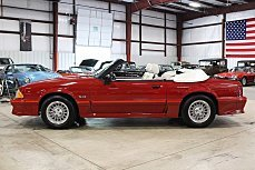 1988 Ford Mustang GT Convertible for sale 100880173